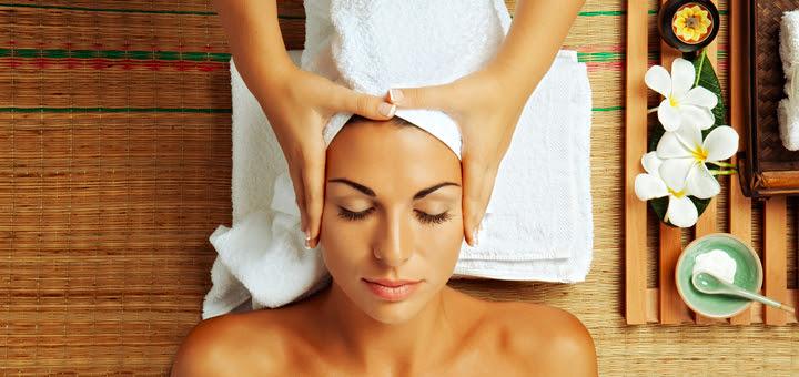Моделирующий массаж для лица